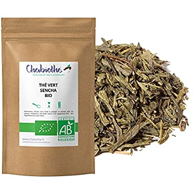 Thé vert nature Sencha Bio 1 kg