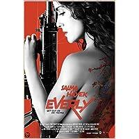 Everly (2014 Salma Hayek) - Blu Ray Region B by Salma Hayek