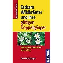 Essbare Wildkräuter und ihre giftigen Doppelgänger: Wildkräuter sammeln - aber richtig