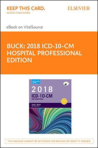2018 ICD-10-CM Hospital Professional Edition - E-Book (Icd-10-Cm Professional for Hospitals) (English Edition)