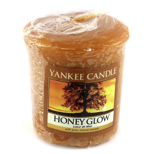 Yankee - Vela aromática (Aroma a Miel)