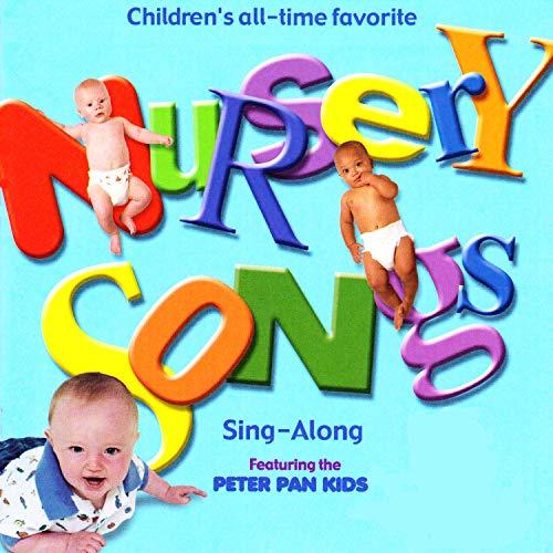 Children's All-Time Favorite Nursery Songs (Sing-Along)