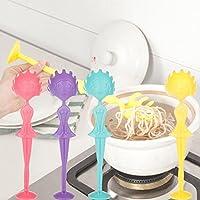 Generic Purple : 2017 The Fashion Creative Multifunctional Spoon Spoon Noodles Instant Noodles Colander Spoon