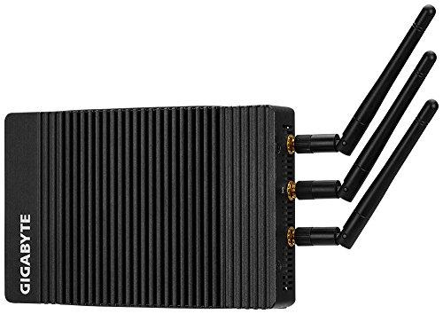 Gigabyte GB-EAPD-4200 Mainboard schwarz