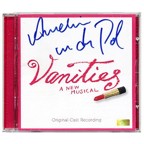 anneliese-van-der-pol-autographed-vanities-a-new-musical-cd