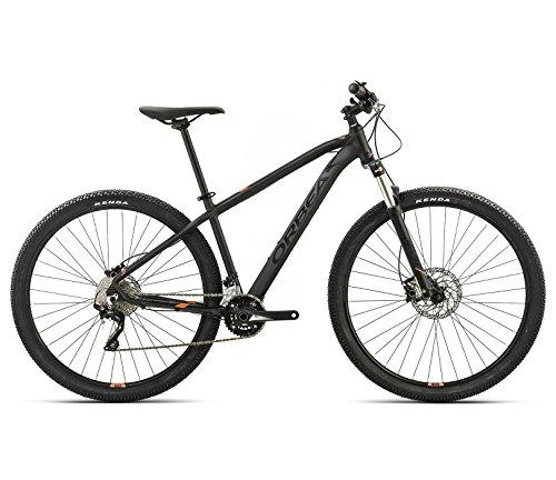 Orbea Vélo tout-terrain MX 20, modèle 27,5 ou 29 pouces, noir/orange