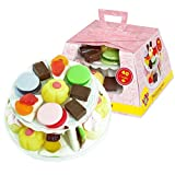 Look-O-Look Sweet Tea Time Party 40 Candies Soft Candy Mix