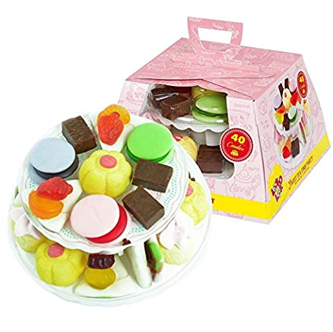Look v-o Look Sweet Tea Time Party 40Candies Soft Candy Mix