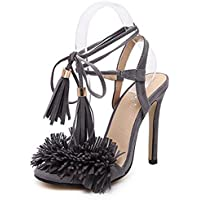 Hibote - Zapatos de tacón  mujer