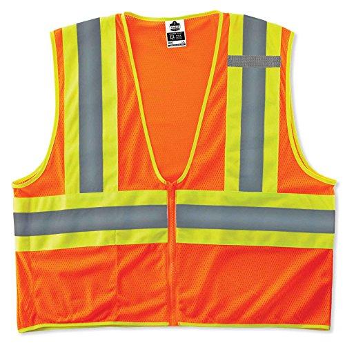 Ergodyne Glowear Wirtschaft class-2bicolor Weste, 8229Z 2 Traffic Safety Vest