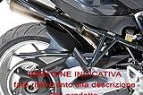 Kotflügel hinten ERMAX für F 800 GT 2013 2015 Klimaanlagen für die Farben erhältlich Grigio scuro antracite
