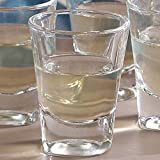 Ocean Solo Shot Glass Set (60 Ml, Clear, Pack Of 12)…