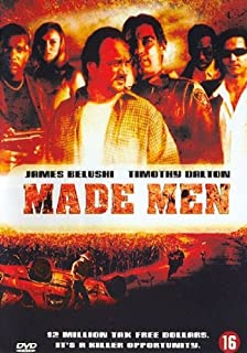 1-DVD SPEELFILM - MADE MEN