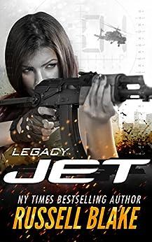 JET - Legacy: (Volume 5) (English Edition) par [Blake, Russell]