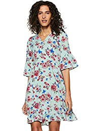 Amazon.in  Georgette - Dresses   Jumpsuits   Western Wear  Clothing ... 62578d59c