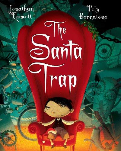 The Santa Trap por Jonathan Emmett