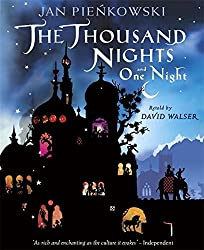 The Thousand Nights and One Night by Jan Pienkowsky (2011-11-22)