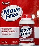 Schiff Move Free Glucosamine HCl & Chondroitin Sulphate 140 Comprimés