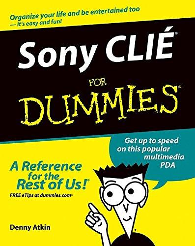 Sony CLIÉ For Dummies -