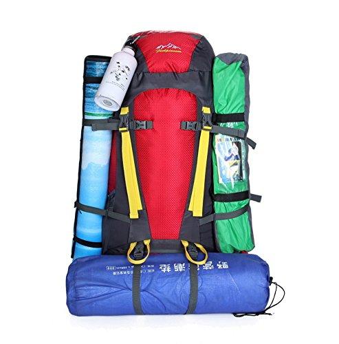 Super professionell Klettern Kit/ trekking Rucksack/Paar Outdoor-Taschen/Rucksack C
