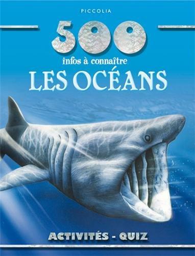 Les océans : Activités - quiz