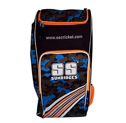 SS Cricket Kit Bag - Colt Army Blue
