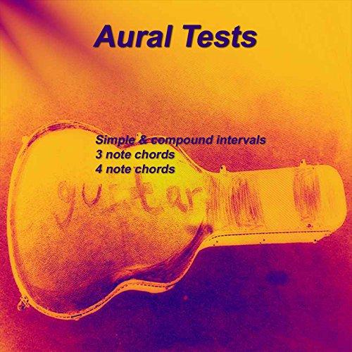 Aural Tests 4 musicians: Audio Book listening skills (Aural Tests Audio Book 1) (English Edition)