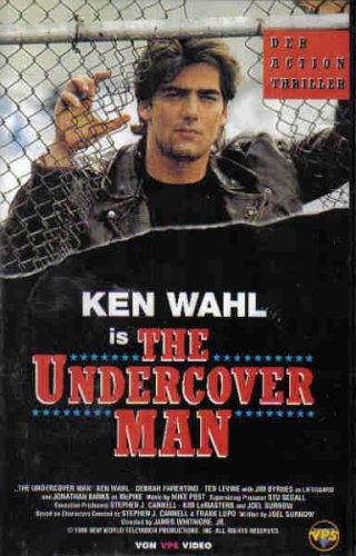 The Undercover Man [VHS]