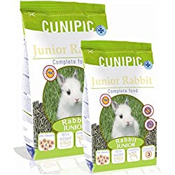 Cunipic Pienso para conejos junior rabbit