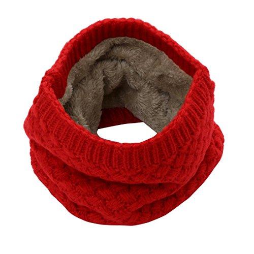 ❤️• •❤️ LUCKYCAT Baumwollstrick Schal Mode Männer Winter Warme Schal Frauen Bufanda Dicke Strickkragen Gestrickter Schal stricken Schal (I) (Logo Lange Stricken Schal)