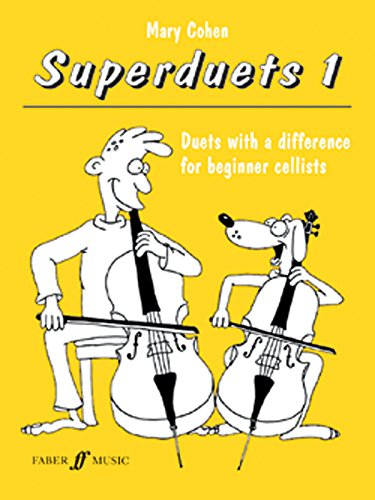 Superduets: Bk. 1: (Cello Duet)
