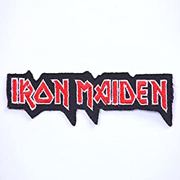 patch thermocollant patch iron maiden ecusson brodé ecusson a coudre patch iron maiden