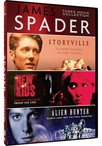 James Spader Triple Feature: The New Kids, Storyville, Alien Hunter