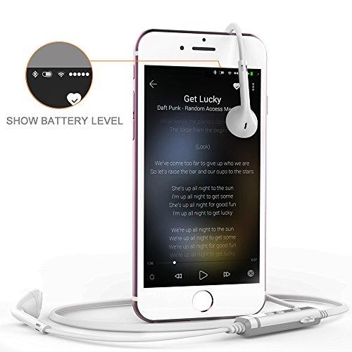 FKANT Auricolari Bluetooth 4.1 Wireless Stereo Headset d9741a6f9632