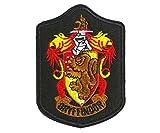 Harry Potter gestickte Aufnäher der Häuser von Hogwarts, Version: Haus Gryffindor
