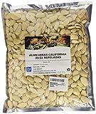 Especias Pedroza Almendras California Repeladas - 1000 gr