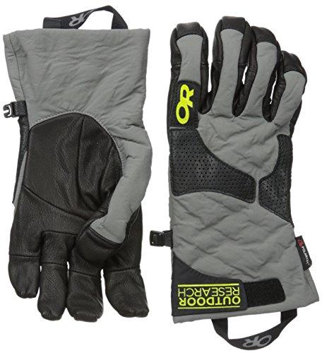 outdoor-research-mujer-guantes-para-hombre-color-gris-negro-tamano-s