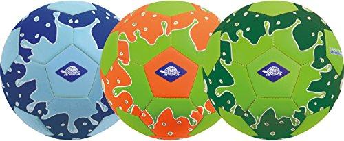 Schildkröt Funsports Neopren BEACHSOCCERBALL Fußball Gr. 5 Ø 21cm, normale Grösse, farblich sortiert, 970278