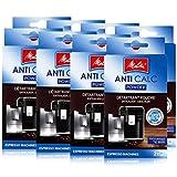 8x Melitta Anticalc Espresso Machines