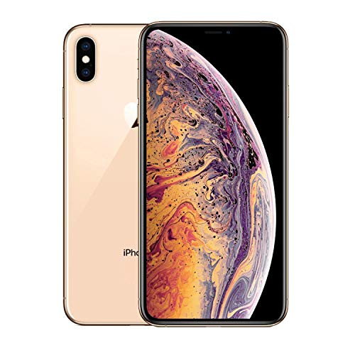 Apple iPhone Xs Max FaceTime - Apple iPhone Xs Max Dual SIM With FaceTime - 256GB, 4G LTE, Gold
