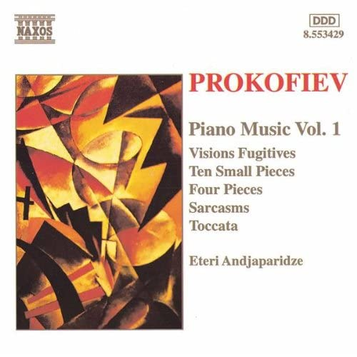 10 Pieces, Op. 12: III. Rigaudon: Vivace