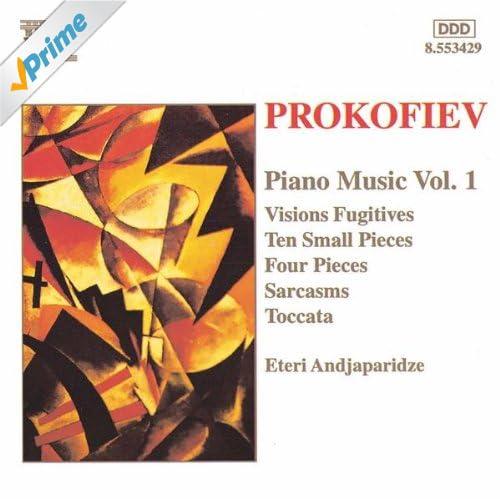 10 Pieces, Op. 12: VIII. Allemande: Allegro Risoluto