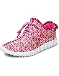 SITAILE para hombre mujer zapatilla zapatillas zapatos de cordones estilo deportivo