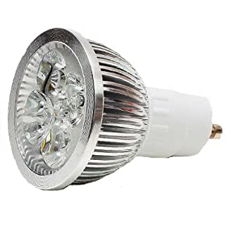6W GU10 BLANC LED LIGHT ENERGY SAVING SPOT ampoule 50W Lumens de luminosité