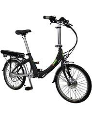 Beixo bicicleta eléctrica plegable - Electra Low Black