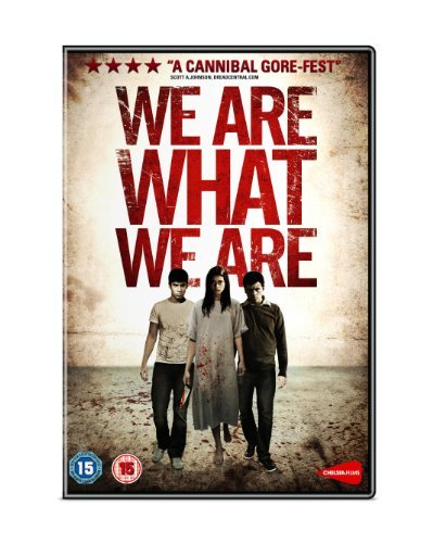 We Are What We Are (2010) ( Somos lo que hay ) ( Nous sommes ce que nous sommes ) [ NON-USA FORMAT, PAL, Reg.2 Import - United Kingdom ] by Daniel Gim??nez Cacho