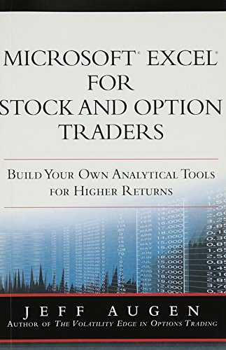 Microsoft Excel for Stock and Option Traders: Build Your Own Analytical Tools for Higher Returns (Software Investieren)