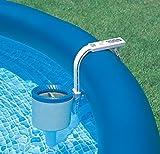 Intex Deluxe Skimmer Verwendung mit dem Easy Set Pools nur