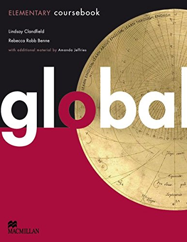Global: Elementary / Student's Book with e-Workbook (DVD-ROM)