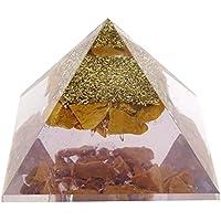 Harmonize Jasper Chips Orgon Pyramide Reiki Kristall-Energie-Generator preisvergleich bei billige-tabletten.eu